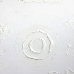 Zhang Jian-Jun 张健君, 2016, Oil paint, acrylic, Chinese ink, rice paper on canvas, 120 x 100 cm (47 1/4 x 39 3/8 in.) 张健君 b. 1955, 第一滴水 #35, 2016, 油彩、丙烯、水墨、宣纸、画布, 120 x 100 cm (47 1/4 x 39 3/8 in.)