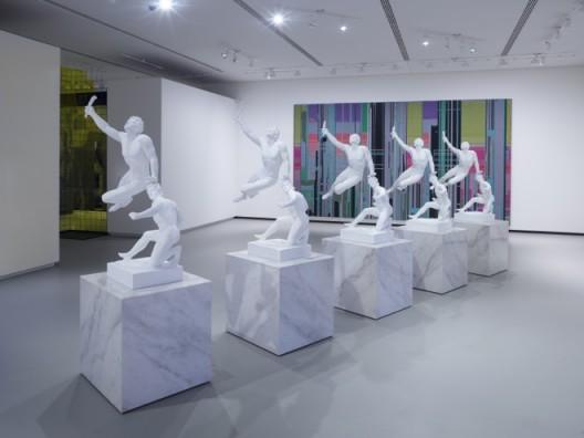 "Xu Zhen (Produced by MadeIn Company), ""Eternity"", 2014 (©Xu Zhen; courtesy the artist and MadeIn Company)徐震(没顶公司出品),《永生》,2014(版权归徐震所有;图片由艺术家和没顶公司提供)"