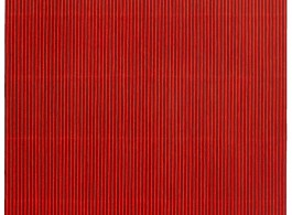 "PARK Seo-Bo ""Ecriture(描法)No.150228"", 2015 Acrylic with Korean Hanji paper on canvas 200 x 130 cm / 78 3/4 x 51 3/16 inches Courtesy Galerie Perrotin"