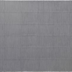 "PARK Seo-Bo ""Ecriture(描法)No.100604"", 2010 Acrylic with Korean Hanji paper on canvas 170 x 230 cm / 66 15/16 x 90 9/16 inches Courtesy Galerie Perrotin"