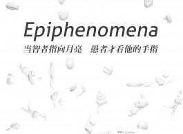 epiphenomena