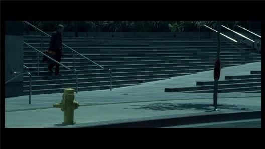 """克里斯坦·扬可夫斯基,《16 毫米秘密2 》,录像剧照,2004 / Christian Jankowski, """"16mm Mystery 2"""", video stills, 2004"""
