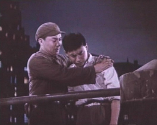 张培力,《台词》(Actor's Lines),单视频录像,6分21秒(Single Channel Video 6'21''),版号13(Ed.13),2002