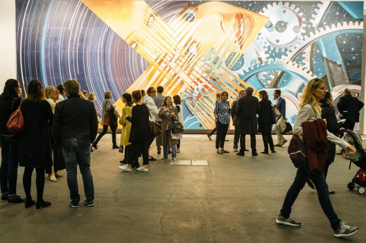 Art Basel Unlimited Opening