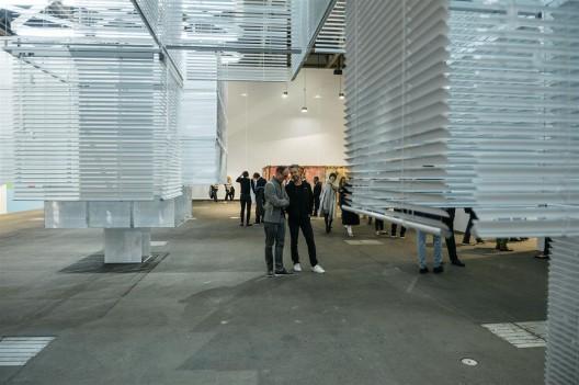 Art Basel Unlimited: Kukje Gallery/Tina Kim Gallery