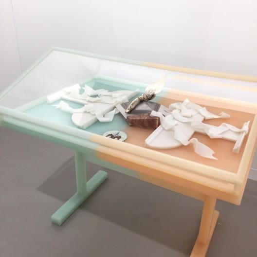 Matthew Barney at Gladstone Gallery