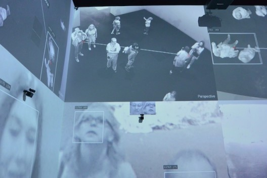YOU ARE BEING WATCHED: Rafael Lozano-Hemmer and Krzysztof Wodiczko