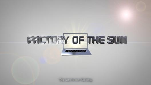 """黑特·史德耶尔, 《 太阳工厂》,录像剧 照,2015 / Hito Steyerl, """"Factory of the Sun"""", video still, 2015"""