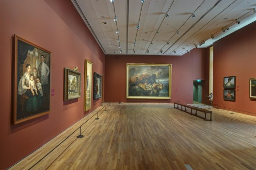 National Gallery Singapore, exhibition view