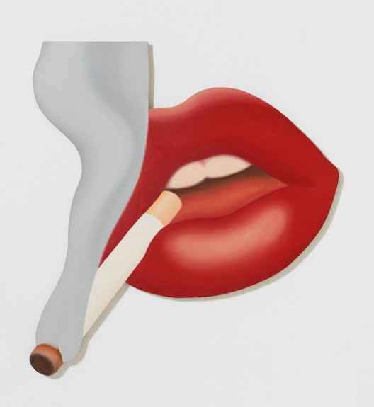 almine-rech-gallery-tom-wesselmann---smoker-3-mouth-17-1968---oil-on-canvas---182-x-170-cm---71-12-x-67-in-courtesy-of-the-estate-of-tom-wesselmann-and-almine-rech-gallery-almine-rech-gallery-a-tw0022---m17webjpg