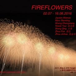 fireflowers poster