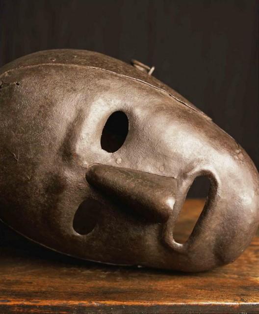 Fool's Mask IV, Hever Castle, England