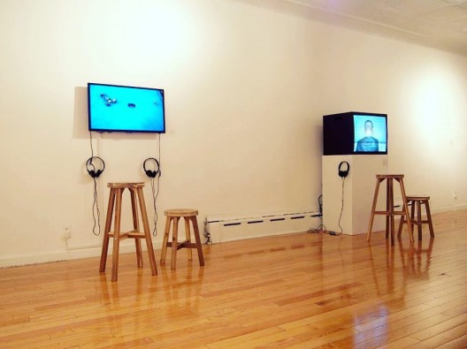 """""""Son: Signal of Authority"""", exhibition view at inCube Arts"""
