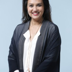 Ms Suhanya Raffel, Executive Director of M+ (designate) Courtesy of West Kowloon Cultural District Authority