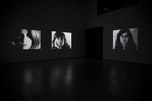 """Andy Warhol: Contact"", exhibition view at M WOODS"