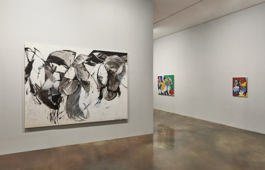 Wook-kyung Choi: American Years 1960s-1970s installation view Photo by Keith Park Image provided by Kukje Gallery