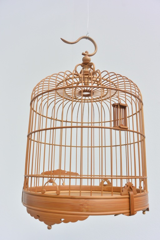 Danh Vo at Vitamin Creative Space – a cage not fit for purpose