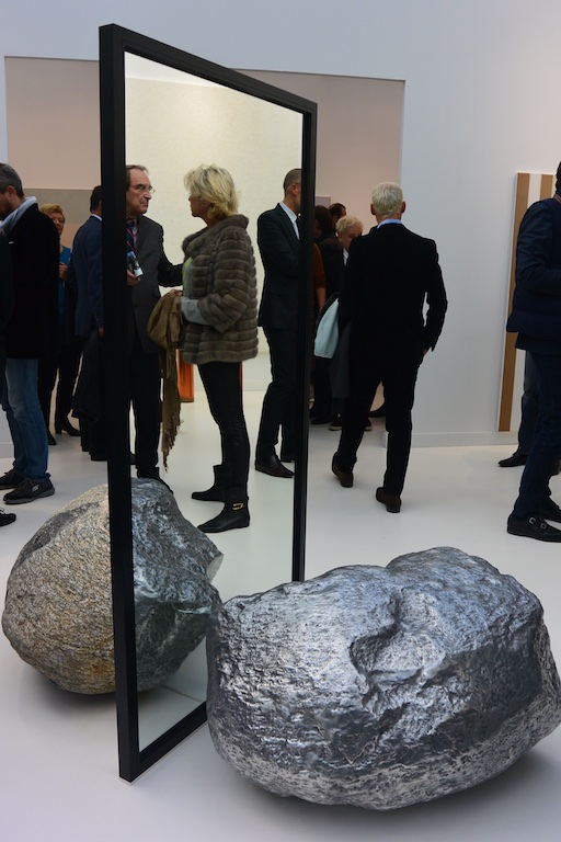 Alycia Kwade at Kamel Mennour (Paris)