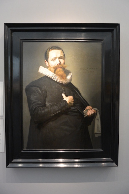 Frans Hals at Johnny van Haeften