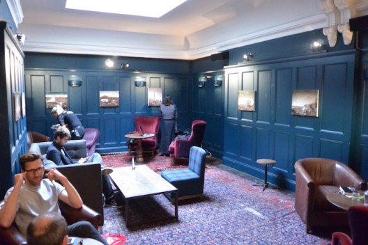 House of St Barnabas in Soho, private members club