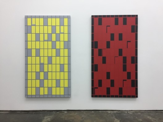 Zhan Rui at Gallery 55
