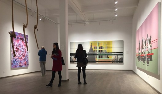 Another collector opens an art space: Na Space