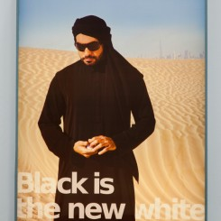 Nadia Kaabi-Linke - Black is the new white