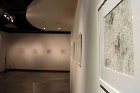 """""""Matter at Hand"""", exhibition view at Galeri Chandan"""
