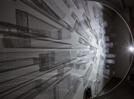 Wu Chi-Tsung, Crystal City 007, Installation, Dimensions Variable, 2015 (image courtesy the artist and Galerie du Monde)