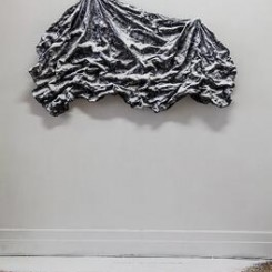 Wu Chi-Tsung, Drapery Studies 001, Dimensions Variable, Mixed Media, 2014 (image courtesy the artist and Galerie du Monde)