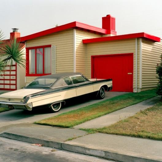 ©  JEFF BROUWS, Carmen Red, Daly City, California, 1991. Courtesy of Robert Koch (San Francisco)