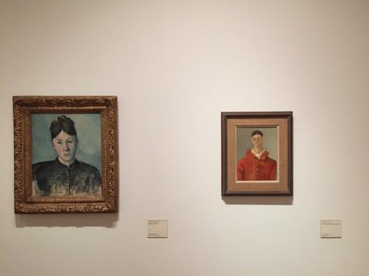installation view: Paul Cézanne (1839-1906)
