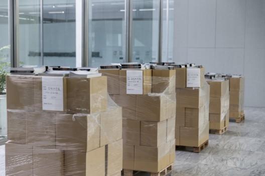 """尚路克·慕连,《「三8」烟斗》,cibachrome相纸、diasec装裱,47 × 36公分,1999–2000 Jean-Luc MOULÈNE, """" 'The three 8s' pipe."""", cibachrome print, diasec mounted, 47 × 36 cm, 1999–2000"""