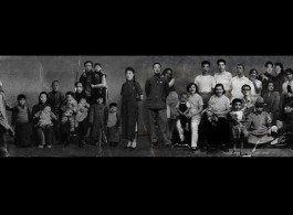 Hu Jieming, Synchrony, 2016, 3 minutes 胡介鸣,《共时》,2016,视频,黑白,无声