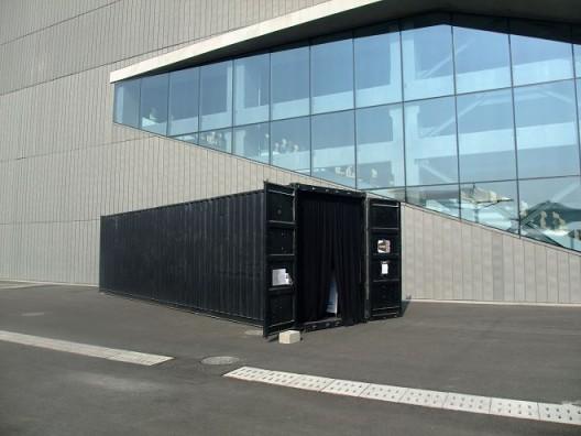 "Hu Jieming, ""Black Box Lab"", 2012–2013 胡介鸣,《黑匣子》,2012-2013"