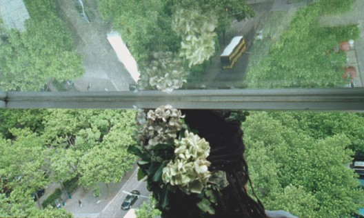 """安利.萨拉,《漫漫哀伤》,超十六厘米影片转单频道录像,立体声,片长12分57秒,2005 Anri SALA, """"Long Sorrow"""", 2005"""