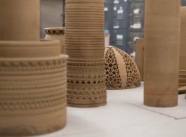 Studio view, Credit: Paula Abreu Pita, Coutesy of the artist and Galerie Nathalie Obadia, Paris/Bruxelles