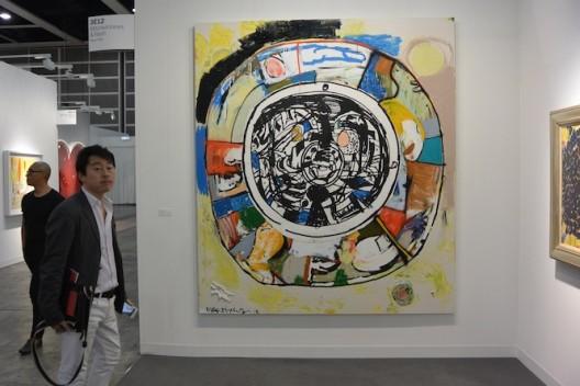 Eddie Martinez at Mitchell-Innes & Nash (New York)