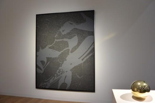 Warhol and Brancusi at Paul Kasmin