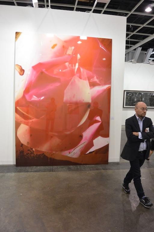 Adrian Schiess at Galerie Nächst St. Stephen Rosemarie Schwarzwälder (Vienna)