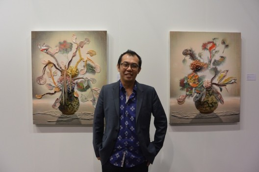 Gordon Cheung at Alan Cristea (London)
