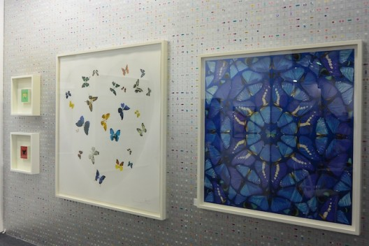 Damien Hirst editions at his own Other Criteria