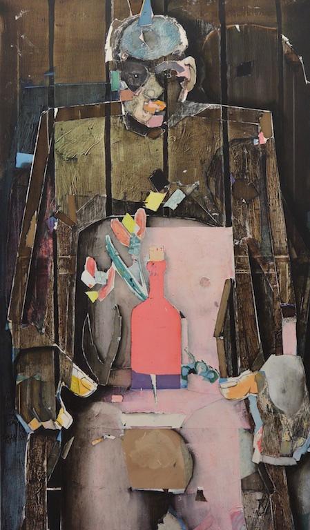 Magnus Plessen at Mai 36 Galerie (Ran Dian images)