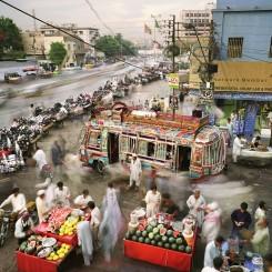 "Martin Roemers, ""Karachi"", 2011 (courtesy the artist and Anastasia, photo, New York)"