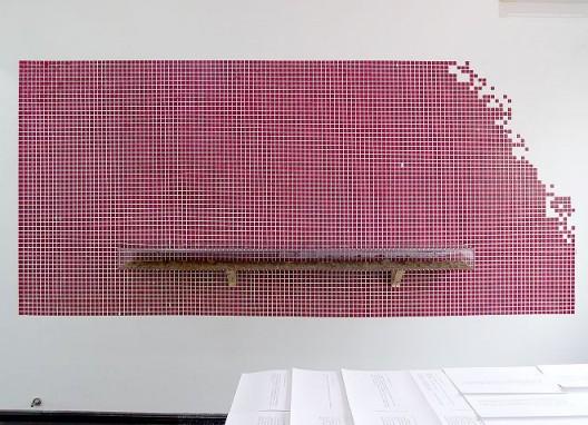 """杨圆圆,《在沉船上》,2013,进行中项目  / Yang yuanyuan, """"On the Shipwreck"""", 2013, ongoing project"""