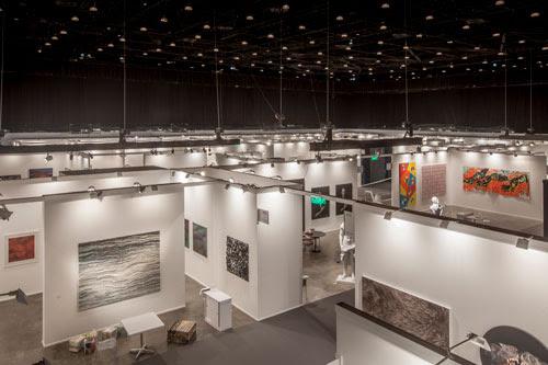 Art Dubai 2017. Courtesy of Photo Solutions.