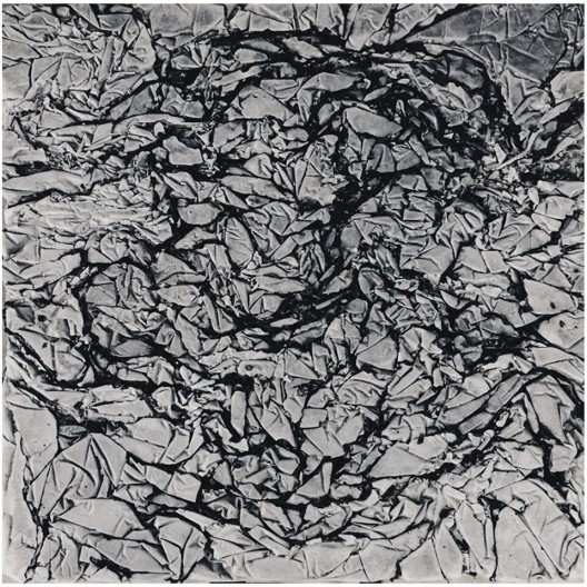"""FRANCIS NG b. 1975, """"What on Earth 1"""" (Artist impression), 2017, Concrete, 120 x 120 cm (47 1/4 x 47 1/4 in.)"""
