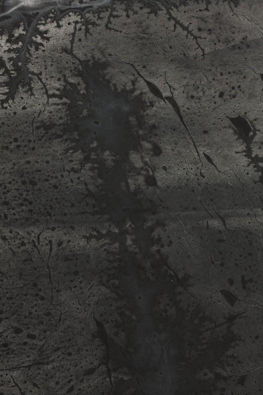 插图23 《黑脉1—2号》(二〇一三年作,图版四)局部