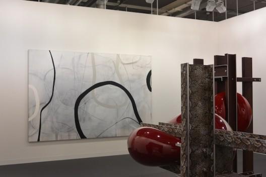 Zhou Li and Siobáhn Hapaska at Kerlin Gallery, Dublin