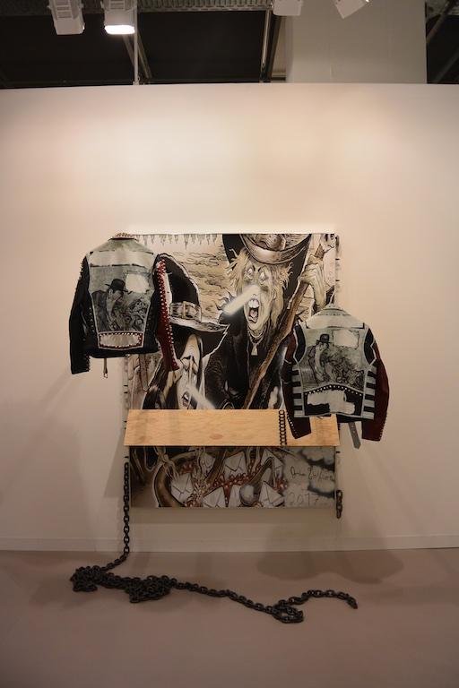 Jordan Wolfson at David Zwirner